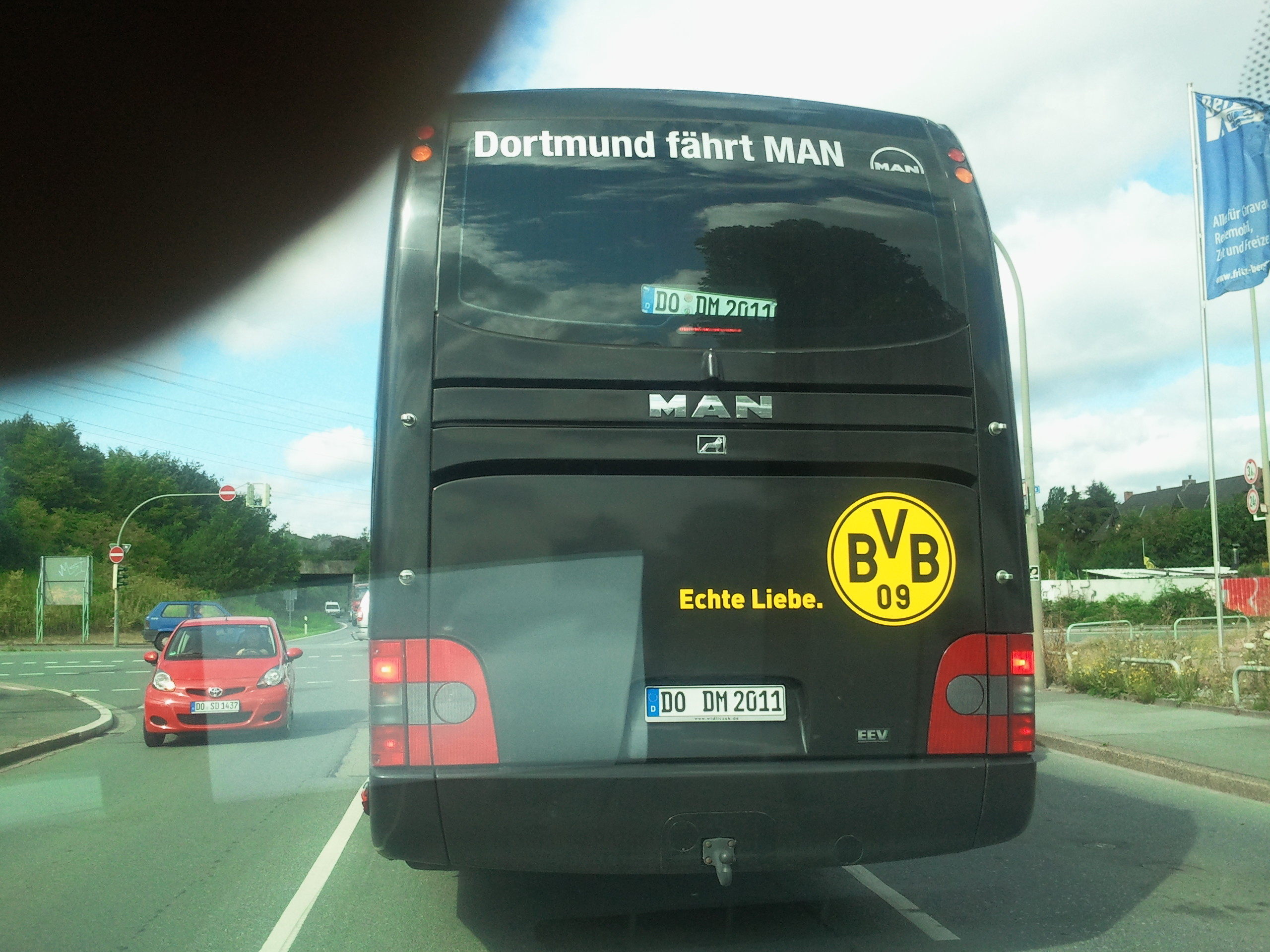 bvb bvb09 bus nummernschild bitpiloten blog. Black Bedroom Furniture Sets. Home Design Ideas